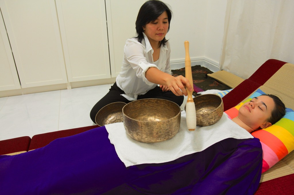 Tibetan Singing Bowls Sound Therapy